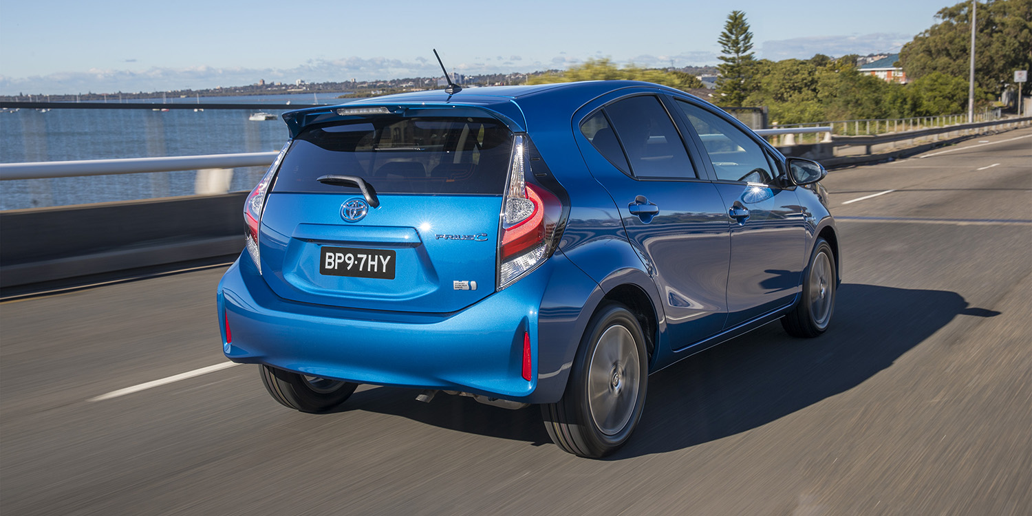 2018 toyota prius c pricing and specs photos 1 of 9. Black Bedroom Furniture Sets. Home Design Ideas