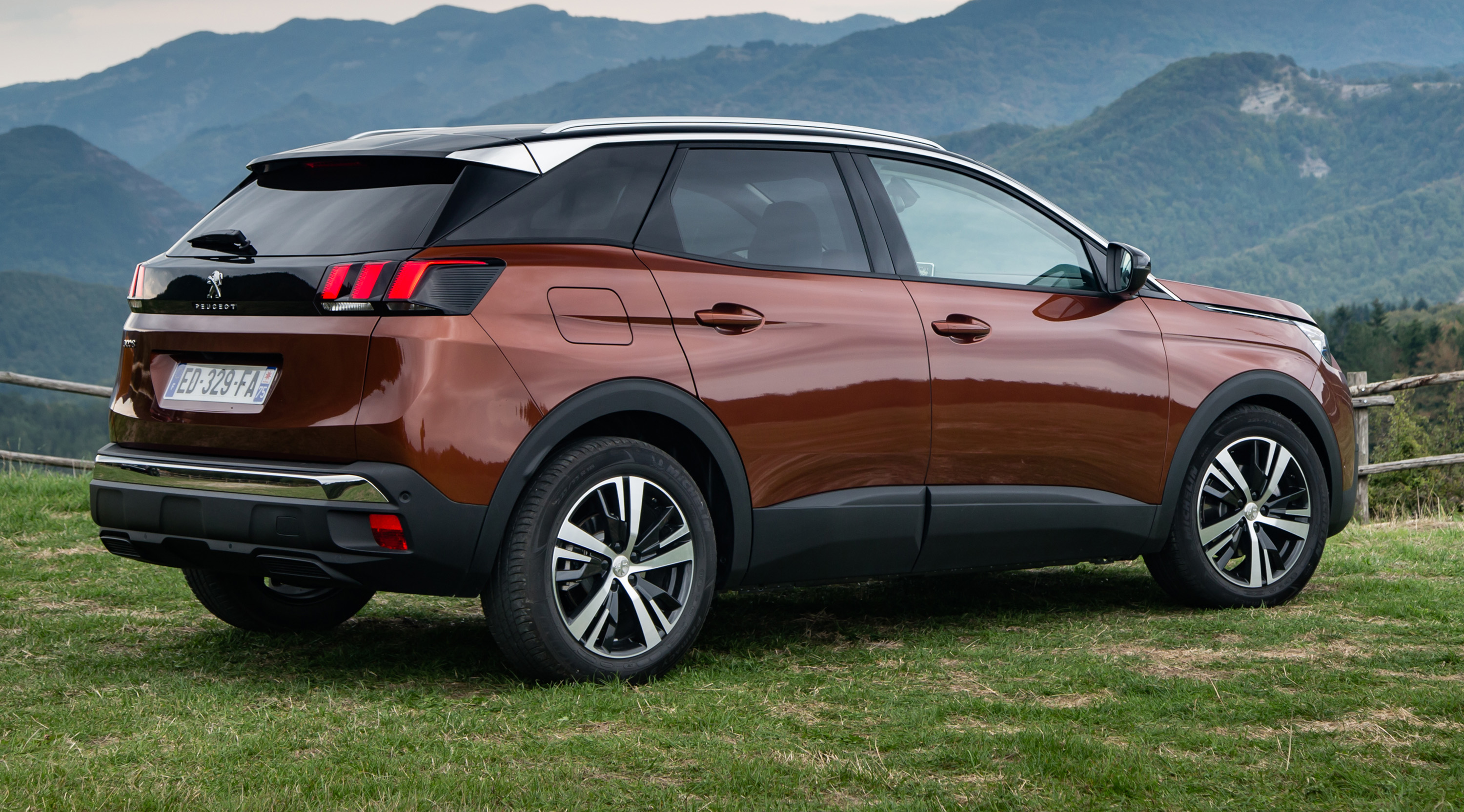 2018 peugeot 3008 pricing and specs new gen suv touches autos post. Black Bedroom Furniture Sets. Home Design Ideas