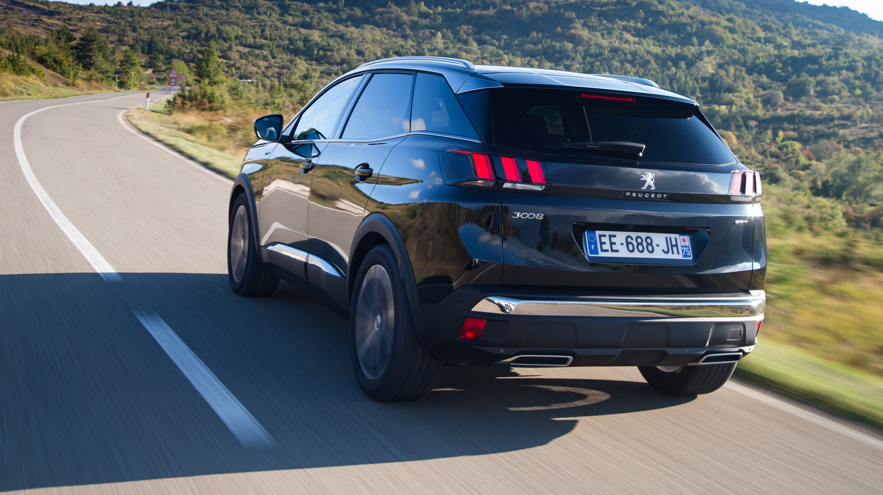 2018 Peugeot 3008 Pricing And Specs New Gen Suv Touches