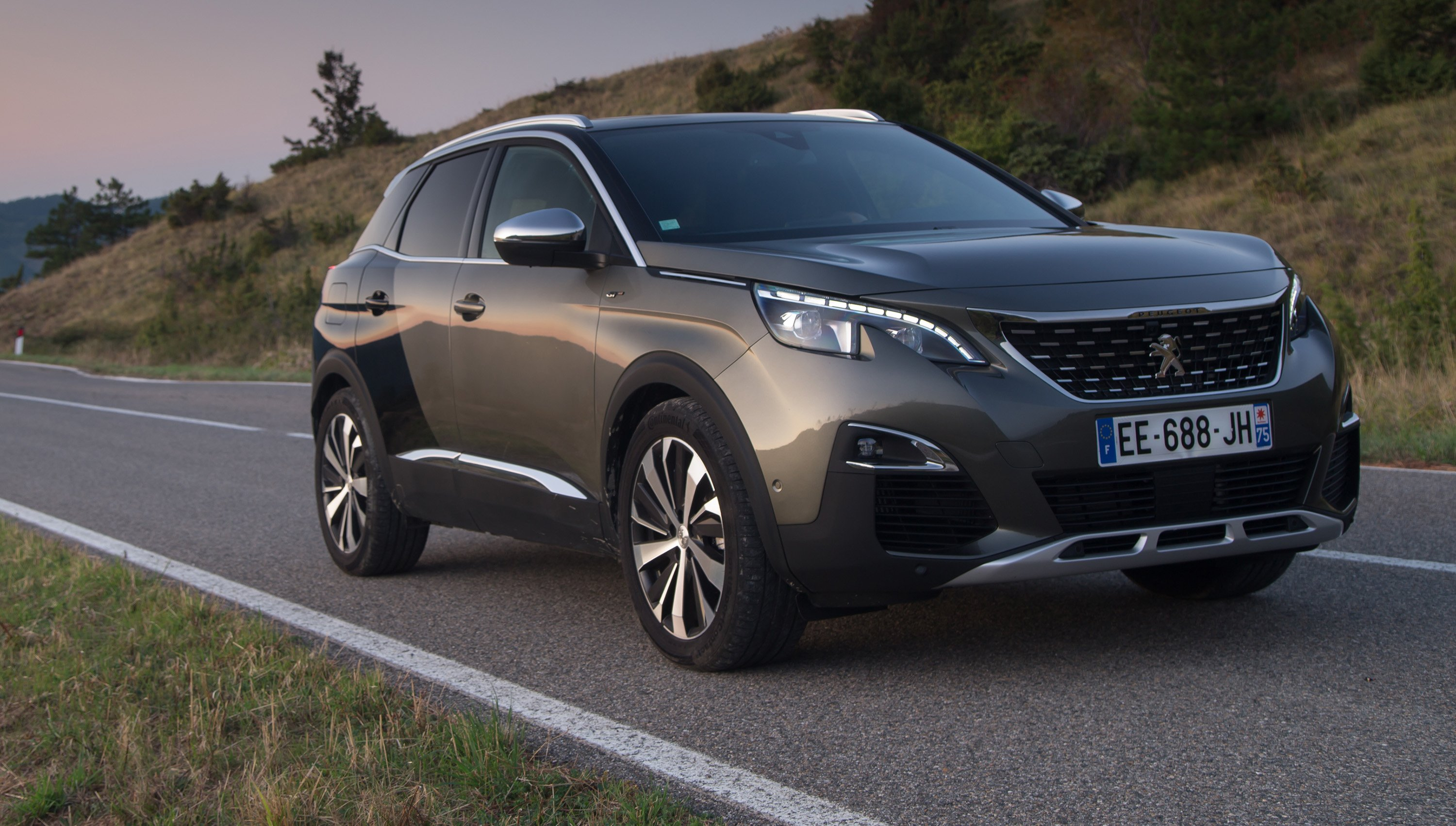Corolla S 2017 >> 2018 Peugeot 3008 pricing and specs: New-gen SUV touches down - Photos (1 of 26)