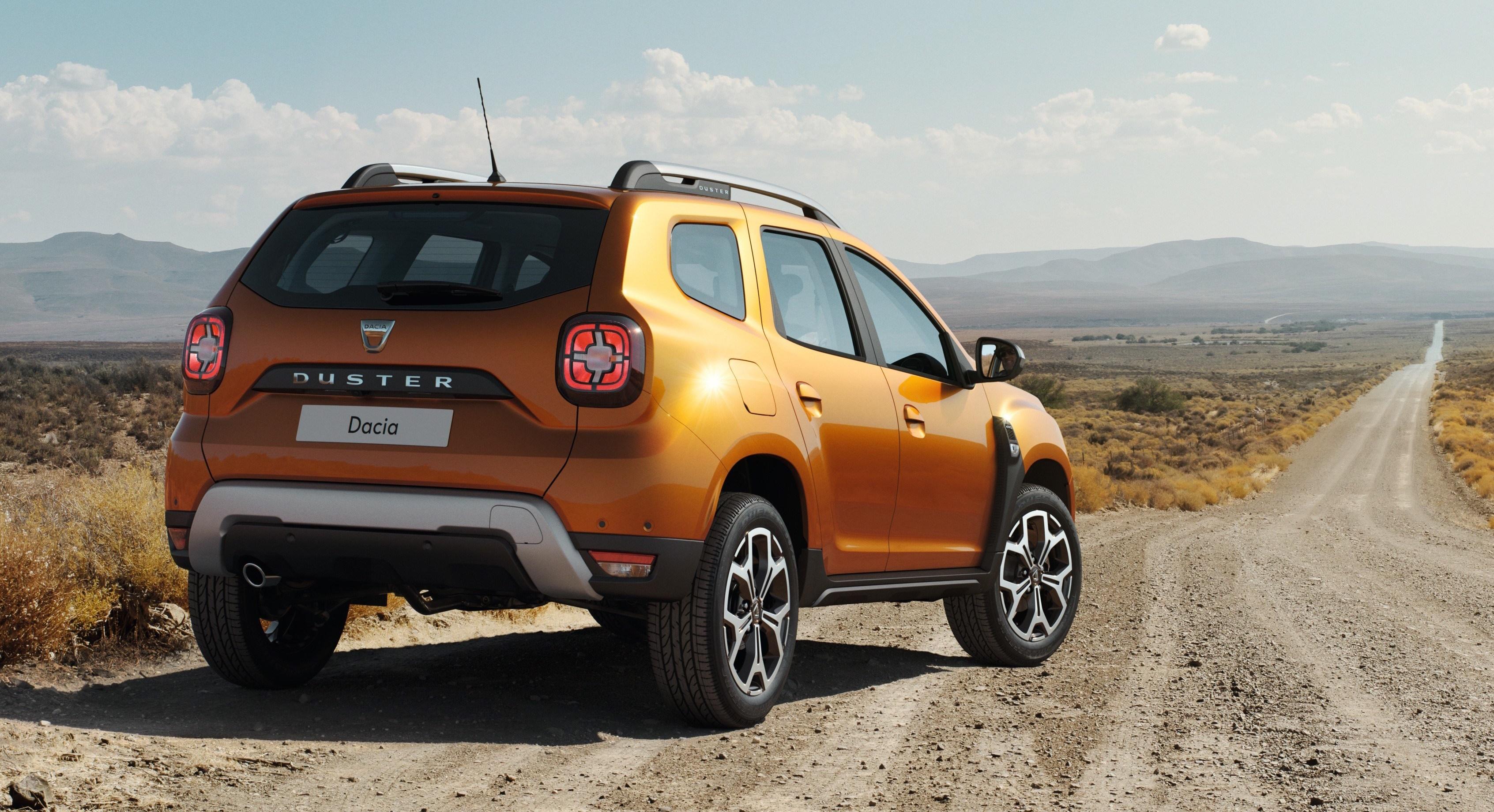 New Tucson 2018 >> 2018 Dacia Duster revealed, moving upmarket - Photos (1 of 8)