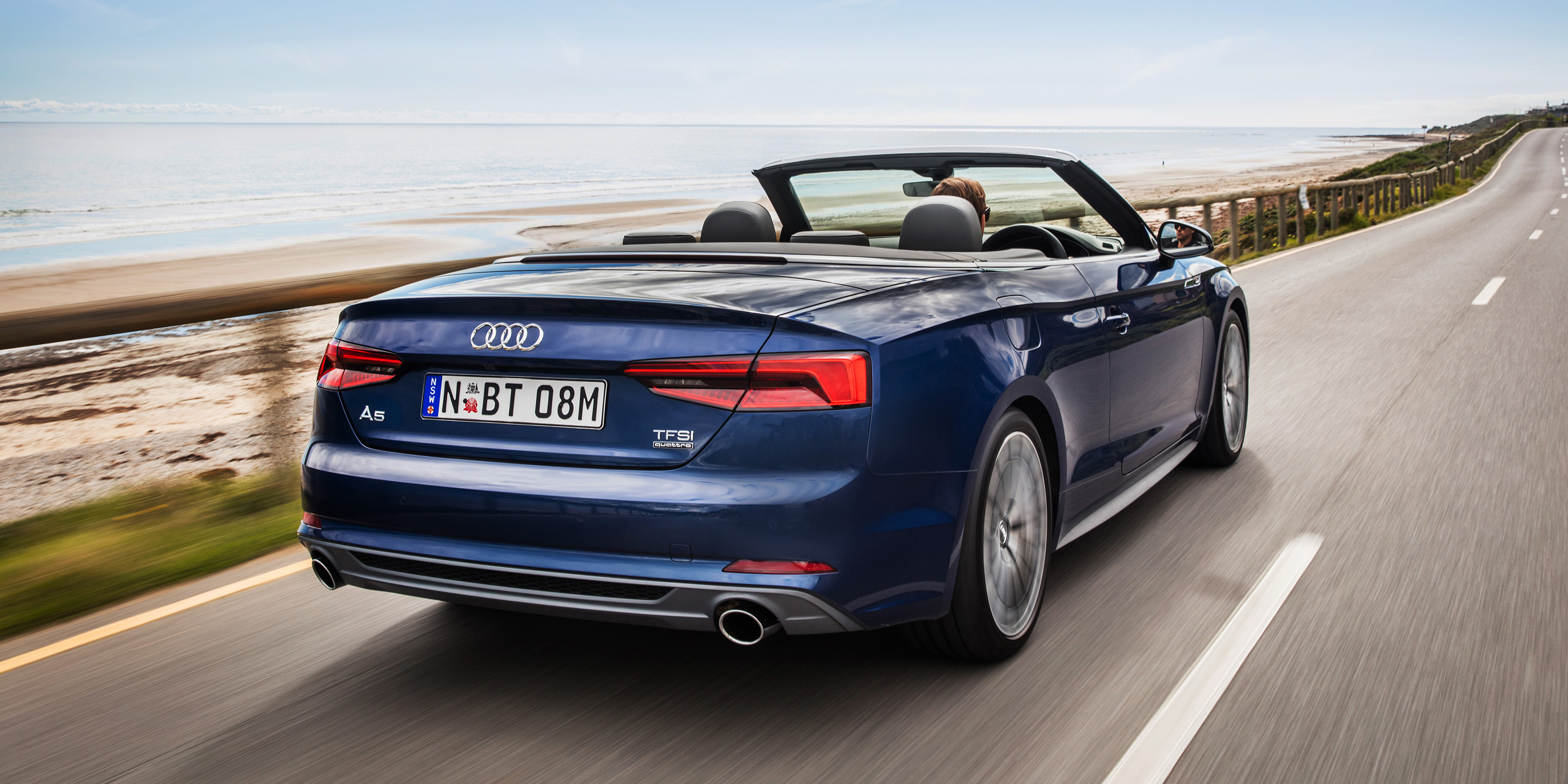 2018 Audi A5 Amp S5 Cabriolet Pricing And Specs Photos 1