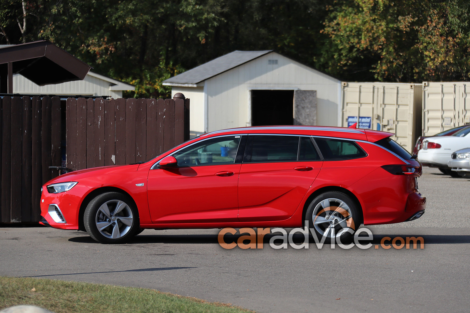 2018 Holden ZB Commodore Sportwagon all-wheel drive V6 ...