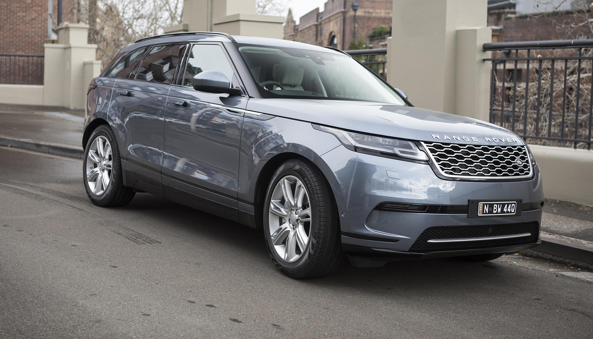 2018 Camry Price >> 2018 Range Rover Velar SE D240 diesel review | CarAdvice
