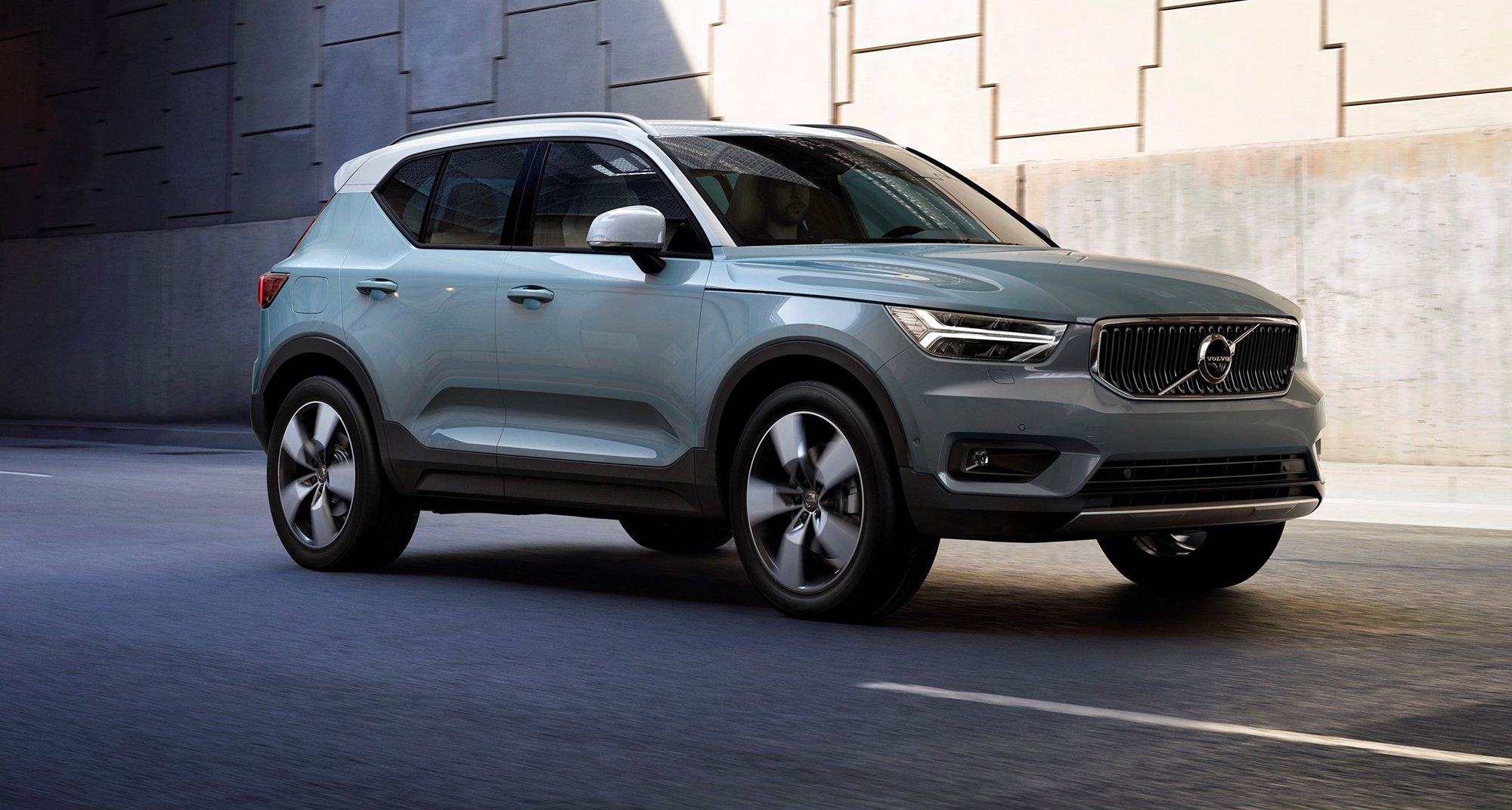 2018 Volvo Xc40 Revealed Photos 1 Of 42