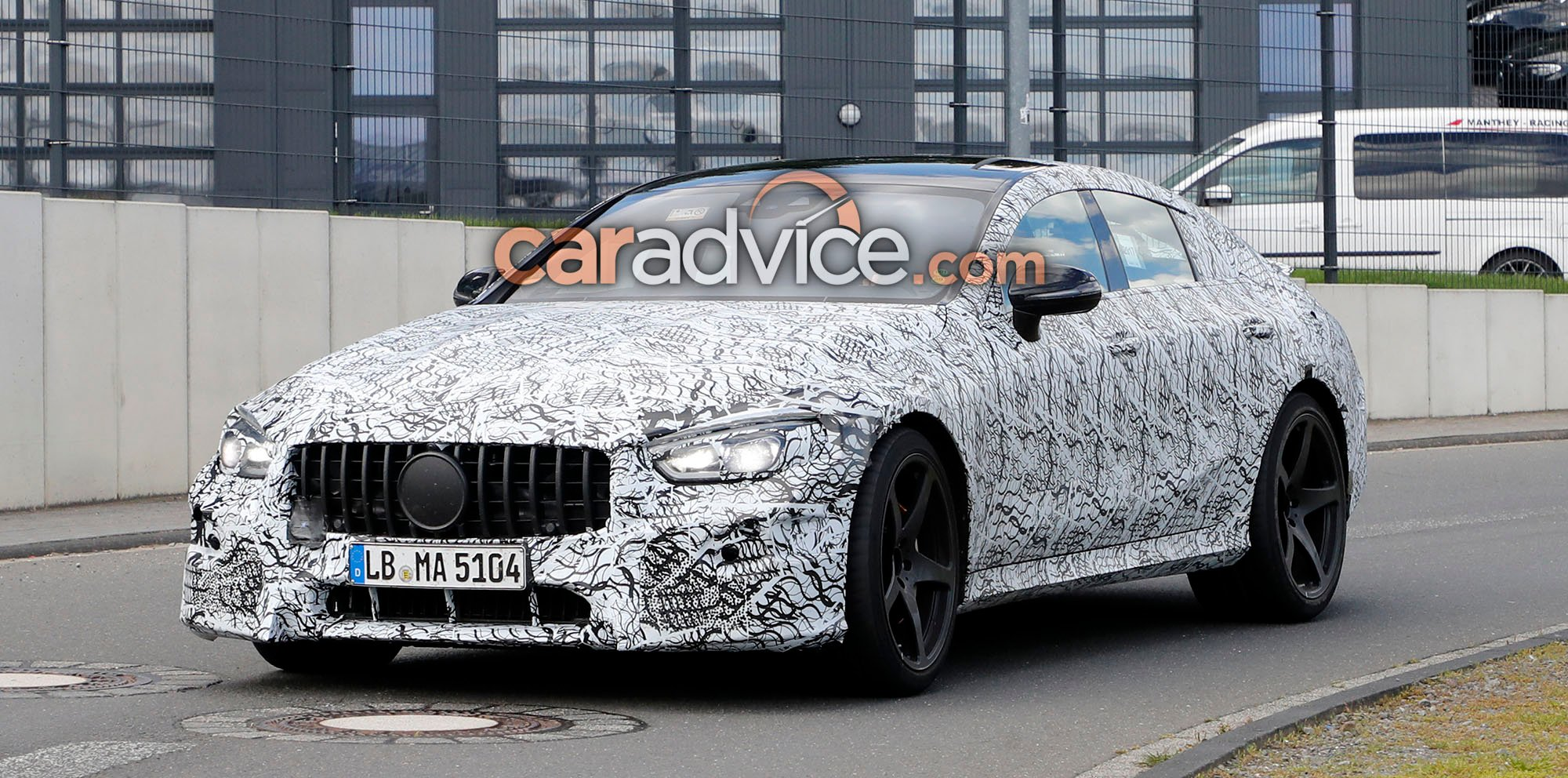 2018 bmw amg. unique amg 2018 mercedesamg gt4 spied inside and out intended bmw amg