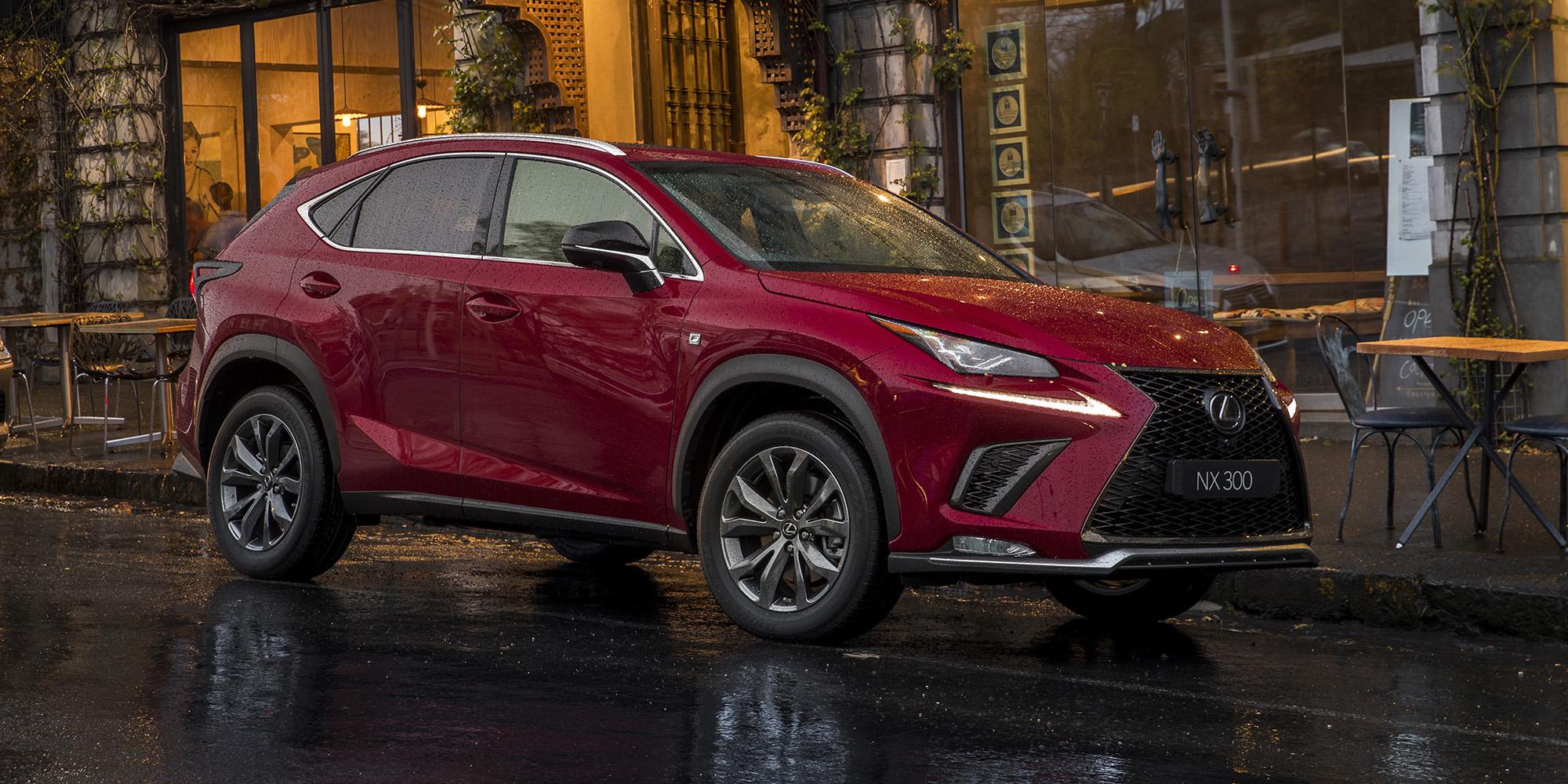 2018 Lexus NX pricing and specs - Photos (1 of 38)