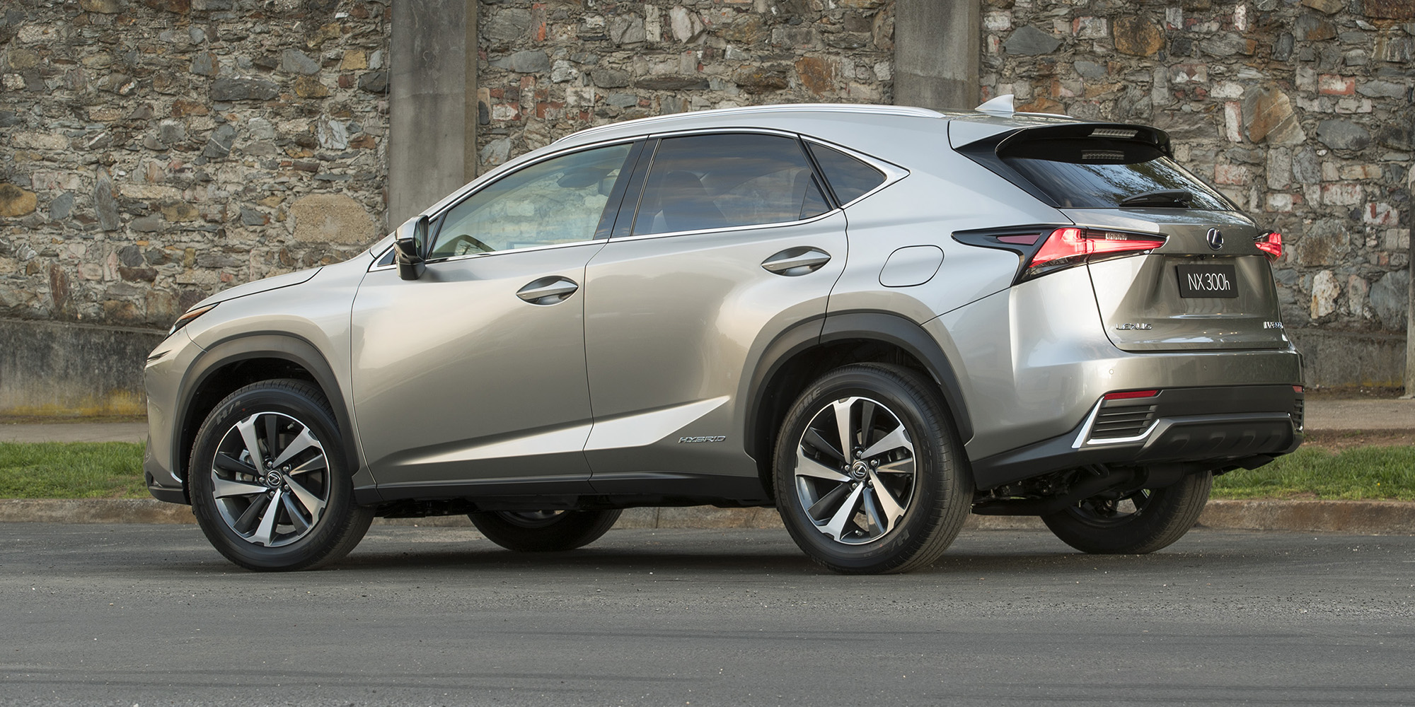 2018 Lexus NX pricing and specs  Photos (1 of 38)