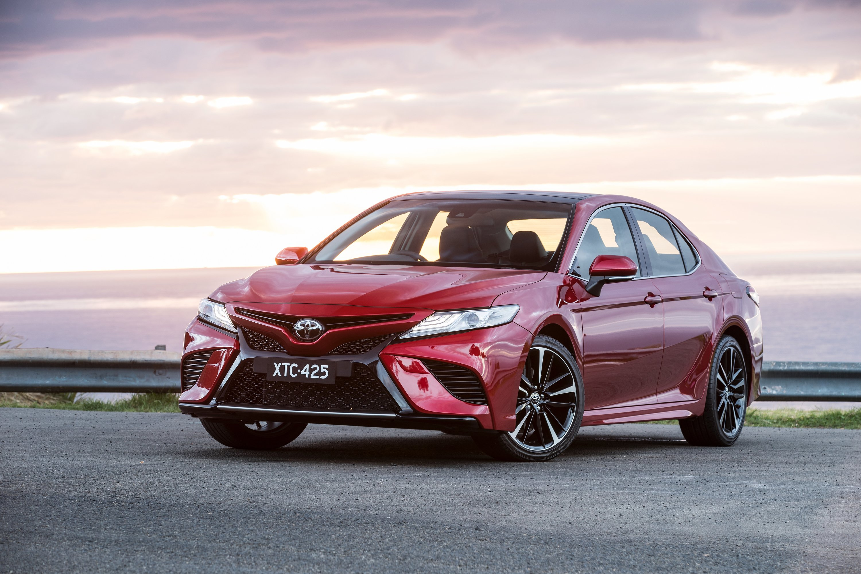 2018 Toyota Camry Pricing And Specs