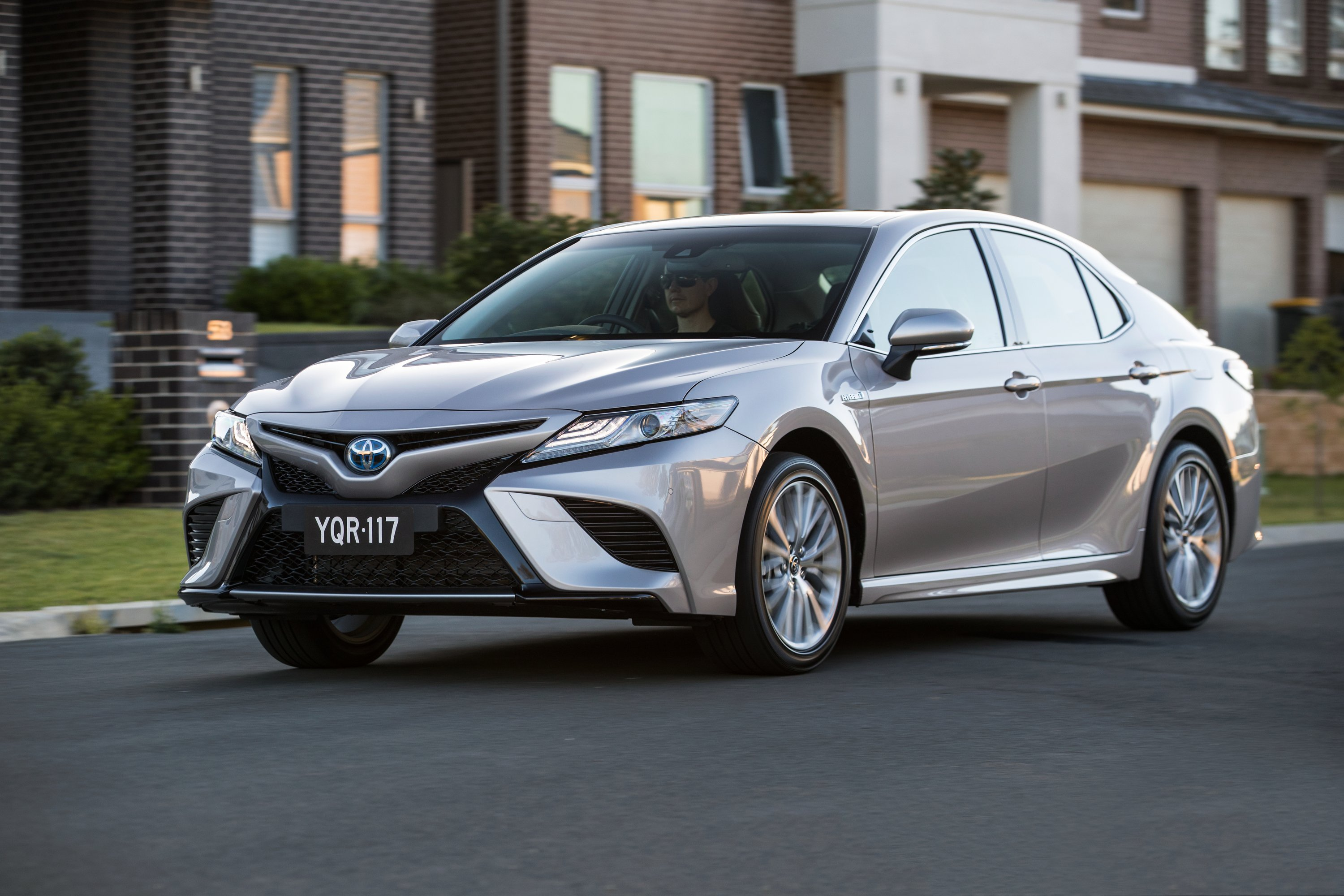 2018 Toyota Camry Pricing And Specs Photos 1 Of 31