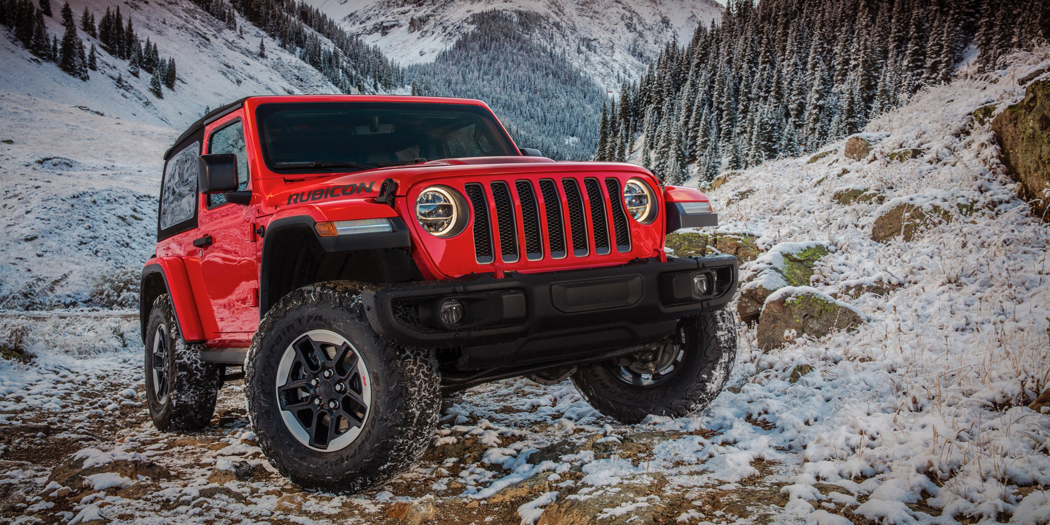 Electrified Jeep Wrangler coming in 2020 - Photos (1 of 4)