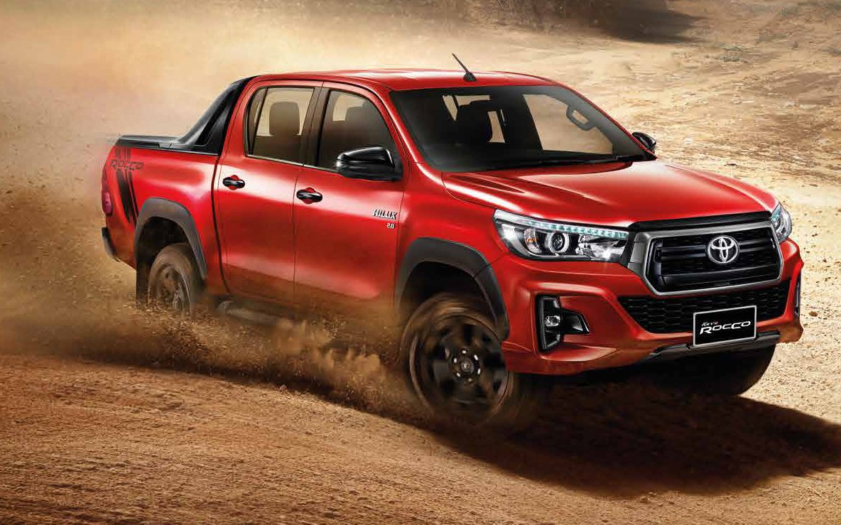 Ford Ranger 2017 Specs >> 2018 Toyota HiLux gets a beastly make over - Photos (1 of 31)