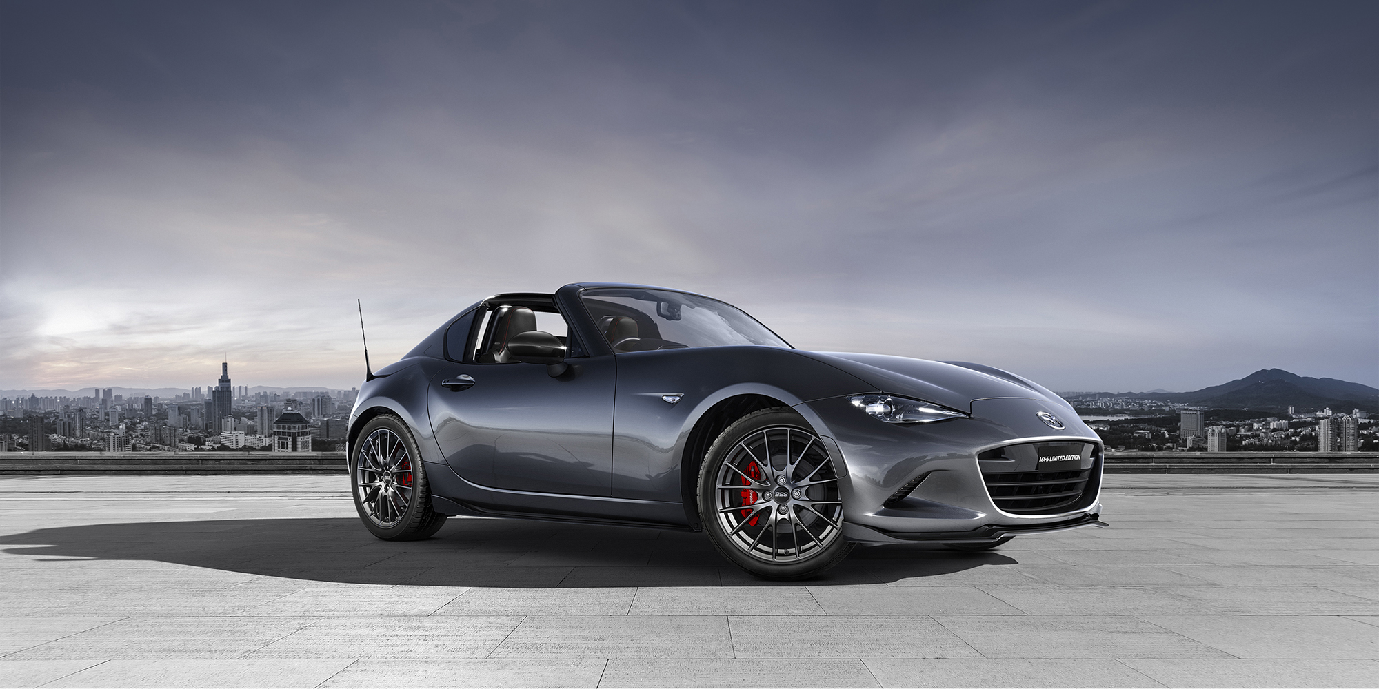 Mazda Mx 5 Rf Price >> Mazda MX-5 RF Limited Edition detailed - Photos (1 of 7)