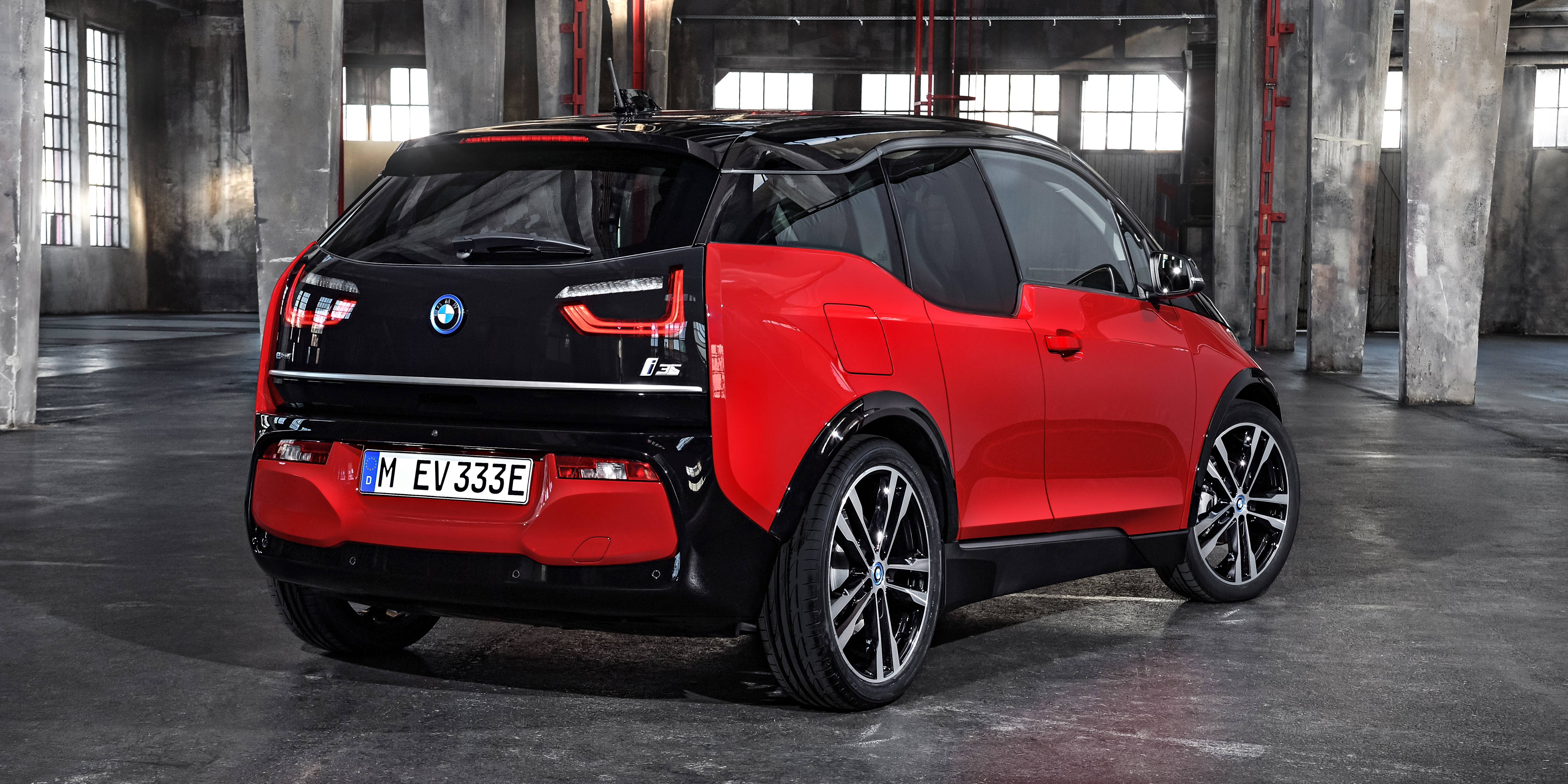 2018 bmw i3 and i3s pricing and specs photos 1 of 27. Black Bedroom Furniture Sets. Home Design Ideas