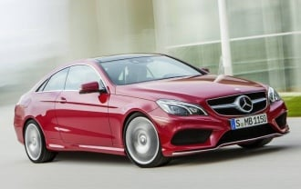 Mercedes-Benz E250 Coupe Review : Wye River wedding weekender