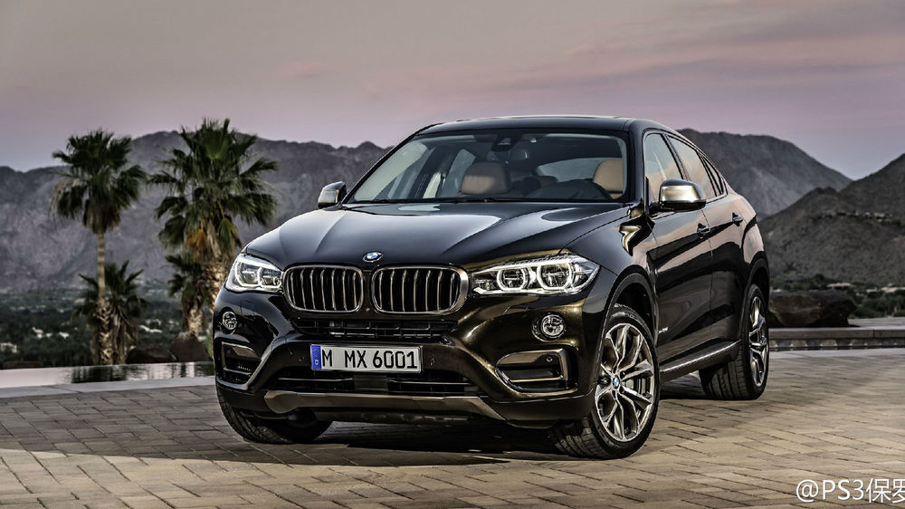 BMW X Photos Of Secondgeneration SUV Leaked - Bmw 2014 x6 price