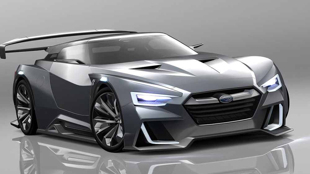 Subaru Refutes Mid-engined Sports Car Rumour, But Confirms New BRZ Desire  A