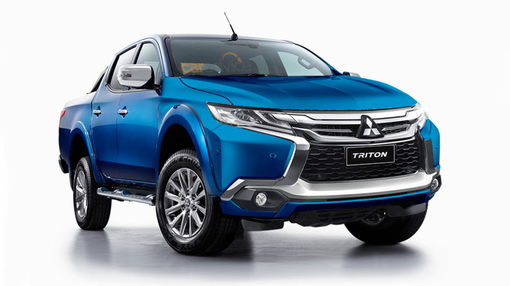 Image result for mitsubishi Triton