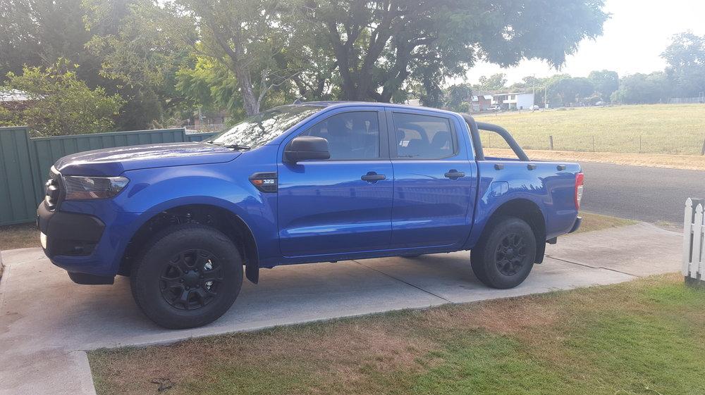 2015 Ford Ranger XLS 32 4x4 Review