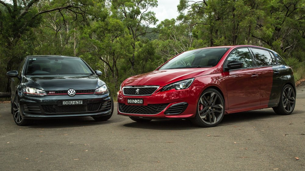 2017 Peugeot 308 Gti Review Specs And Price >> Peugeot 308 Gti 270 V Volkswagen Golf Gti Performance Comparison