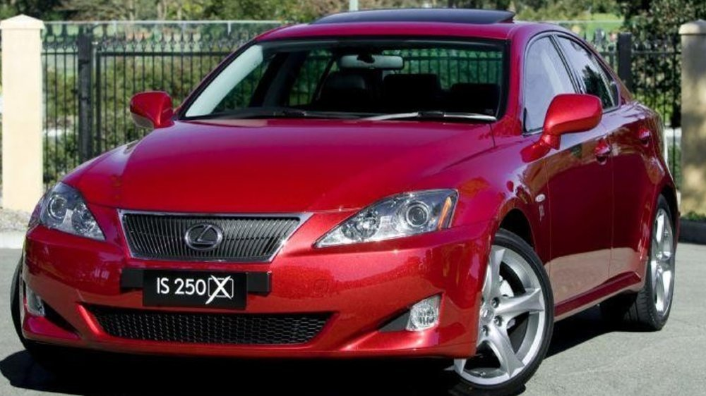 2008 Lexus IS250 X review | CarAdvice