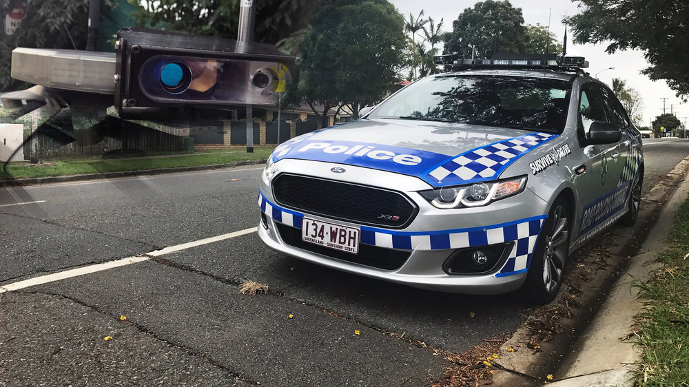 Automatic number plate recognition in detail  We go on patrol with  Queensland police. Automatic number plate recognition in detail  We go on patrol with