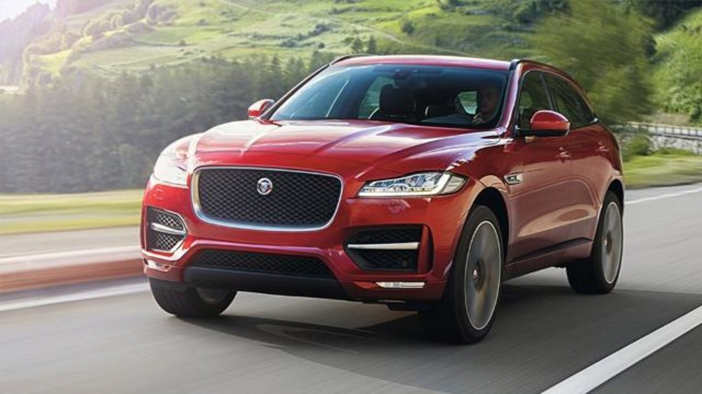 jaguar f-pace: review, specification, price | caradvice