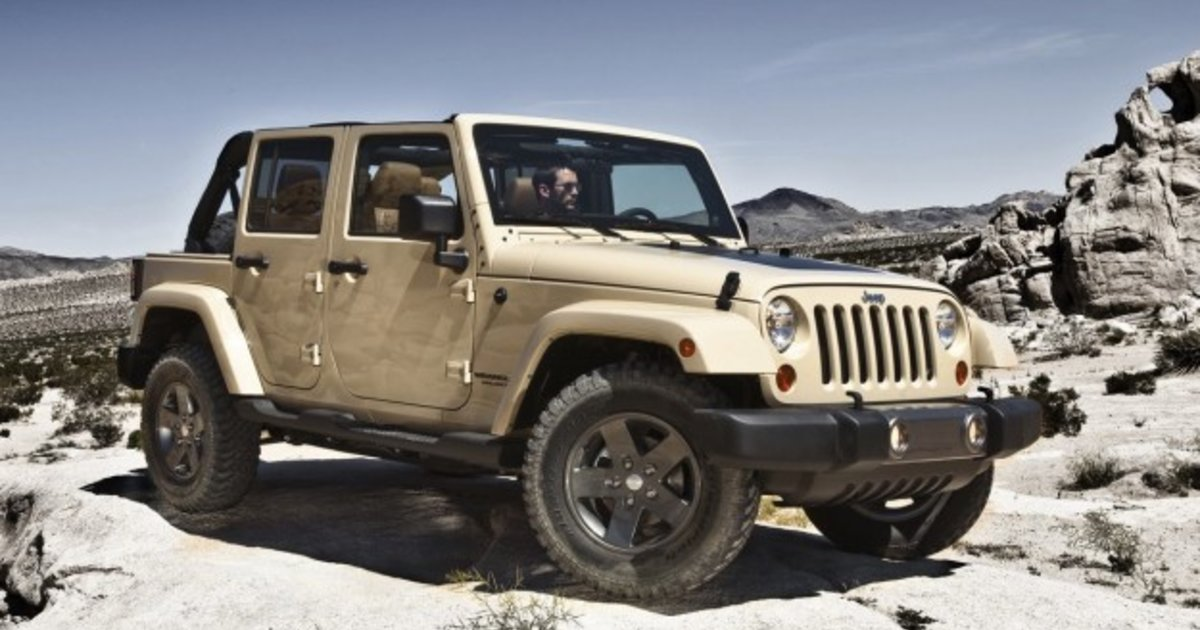 2011 jeep wrangler mojave unveiled at new york show. Black Bedroom Furniture Sets. Home Design Ideas