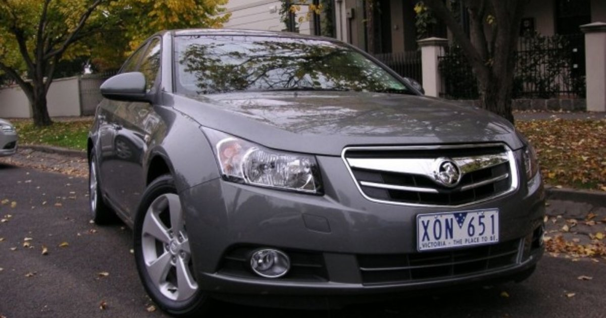 2010 2011 Holden Jg Cruze Recalled In Australia