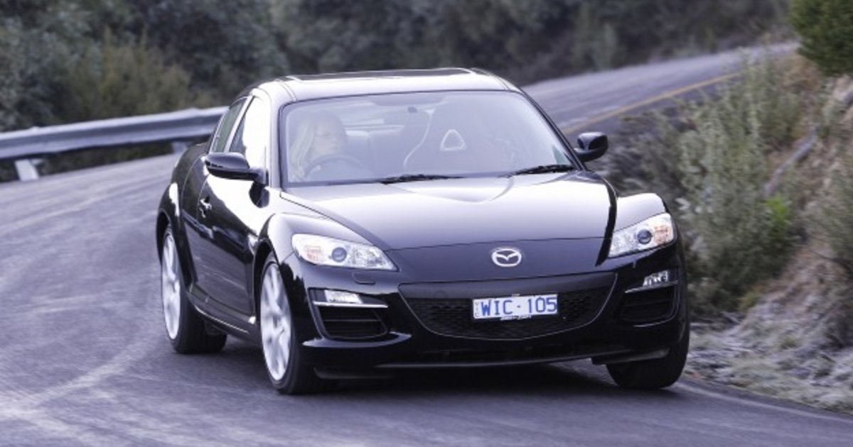 Articles tagged with: Mazda RX-8