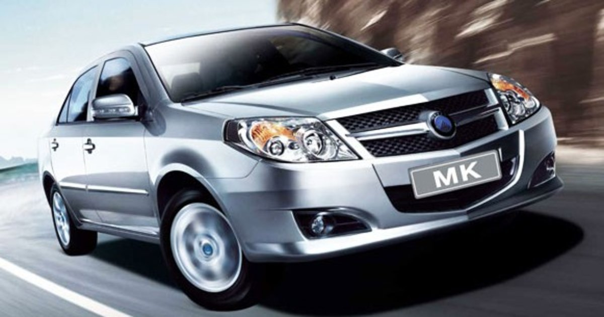 Geely Mk Becomes Australia S Cheapest Car At 8999 Driveaway