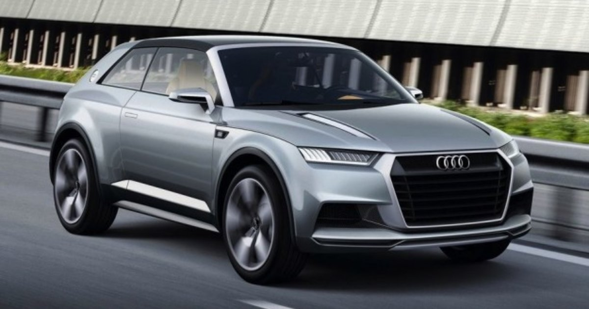 Articles tagged with: Audi Q6