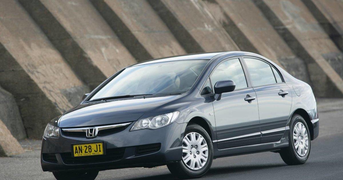 2008 Honda Civic Vti Review Caradvice