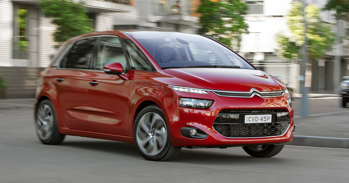 2014 15 citroen c4 picasso recalled for front suspension fix. Black Bedroom Furniture Sets. Home Design Ideas