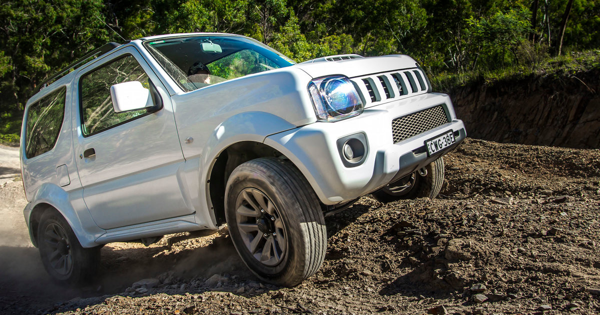 new suzuki jimny sierra to remain a hardcore ladder frame 4 4. Black Bedroom Furniture Sets. Home Design Ideas