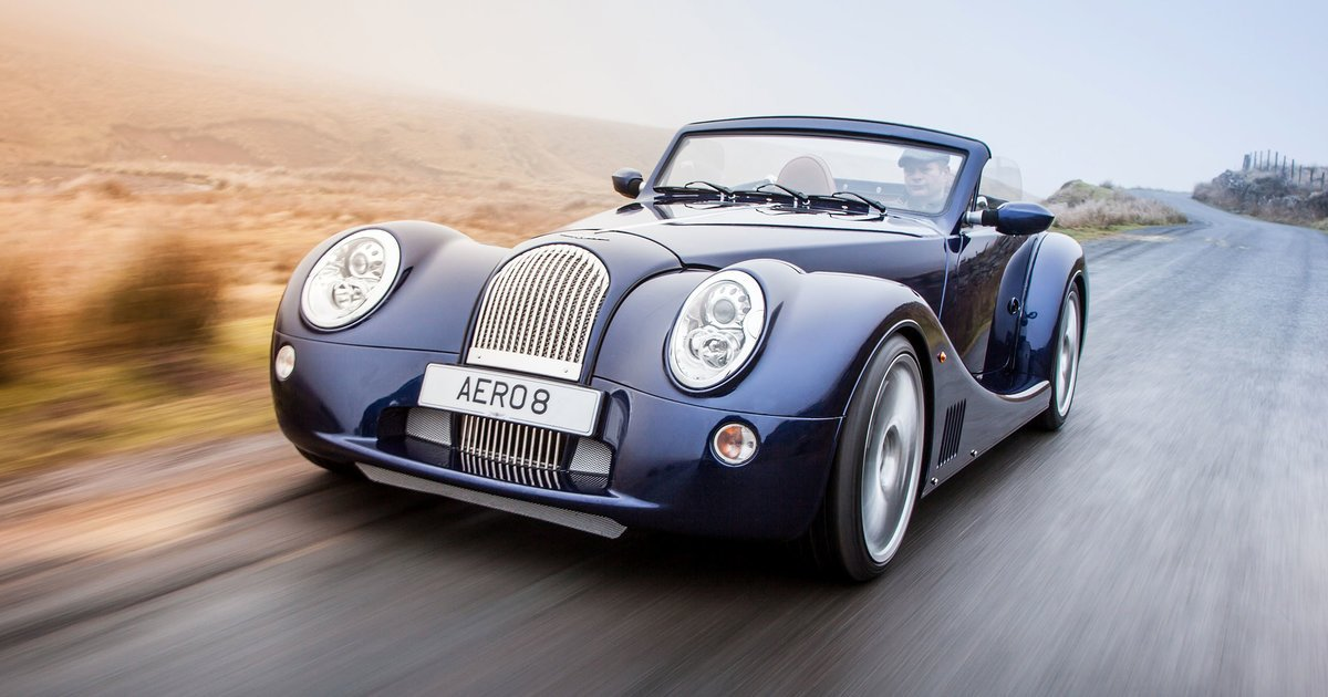 Morgan Aero Coupe: Review, Specification, Price | CarAdvice