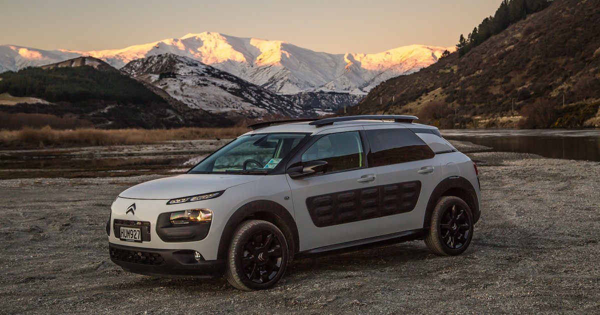 Citroen C4 Cactus Best Small Cars Best Small Cars To