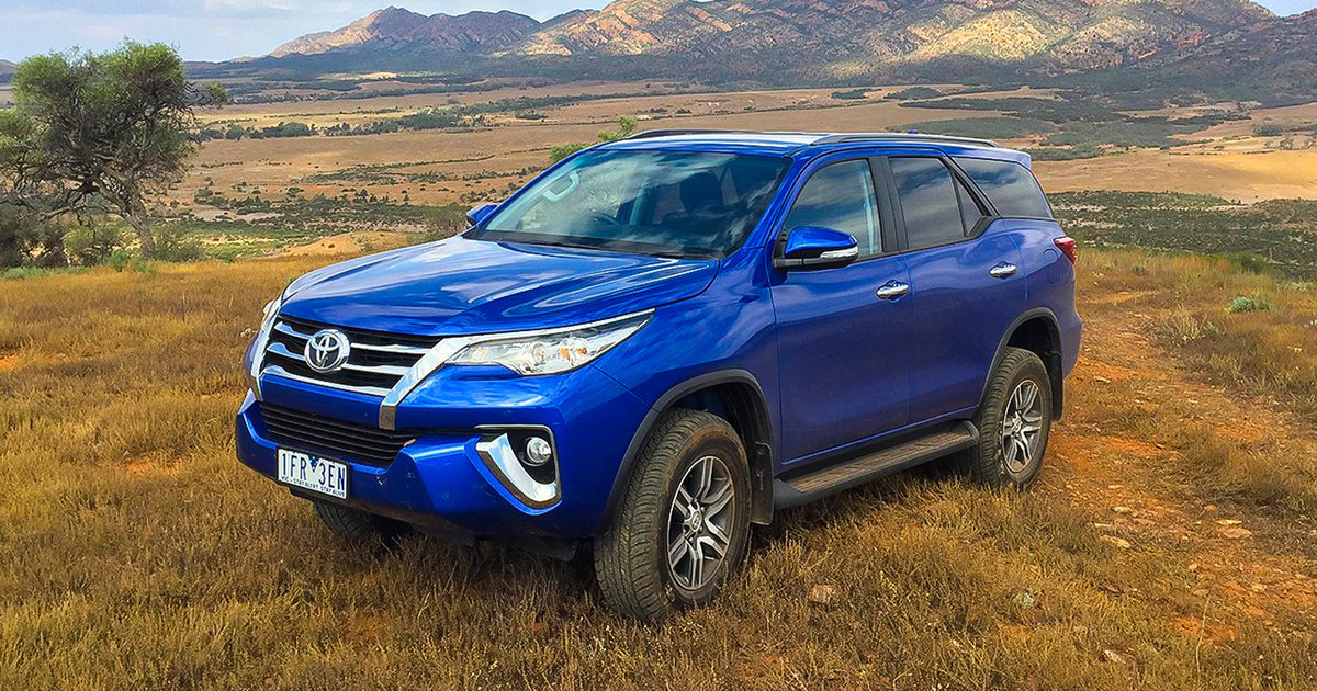 Subaru Models 2015 >> 2016 Toyota Fortuner Review: First drive