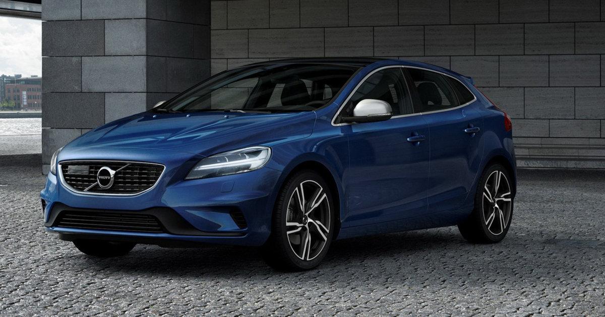Volvo v40 review australia