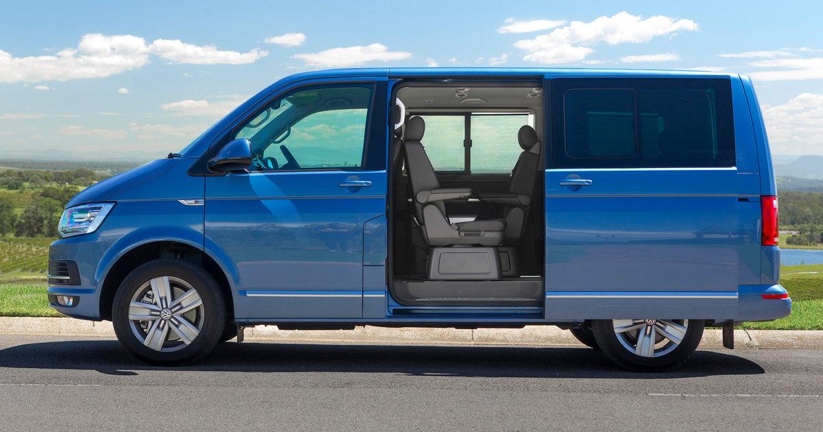 2017 Volkswagen Multivan Pricing And Specs Standard