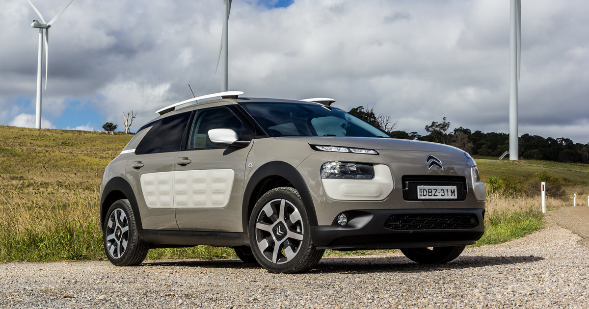2017 citroen c4 cactus range gains petrol six speed auto option update. Black Bedroom Furniture Sets. Home Design Ideas