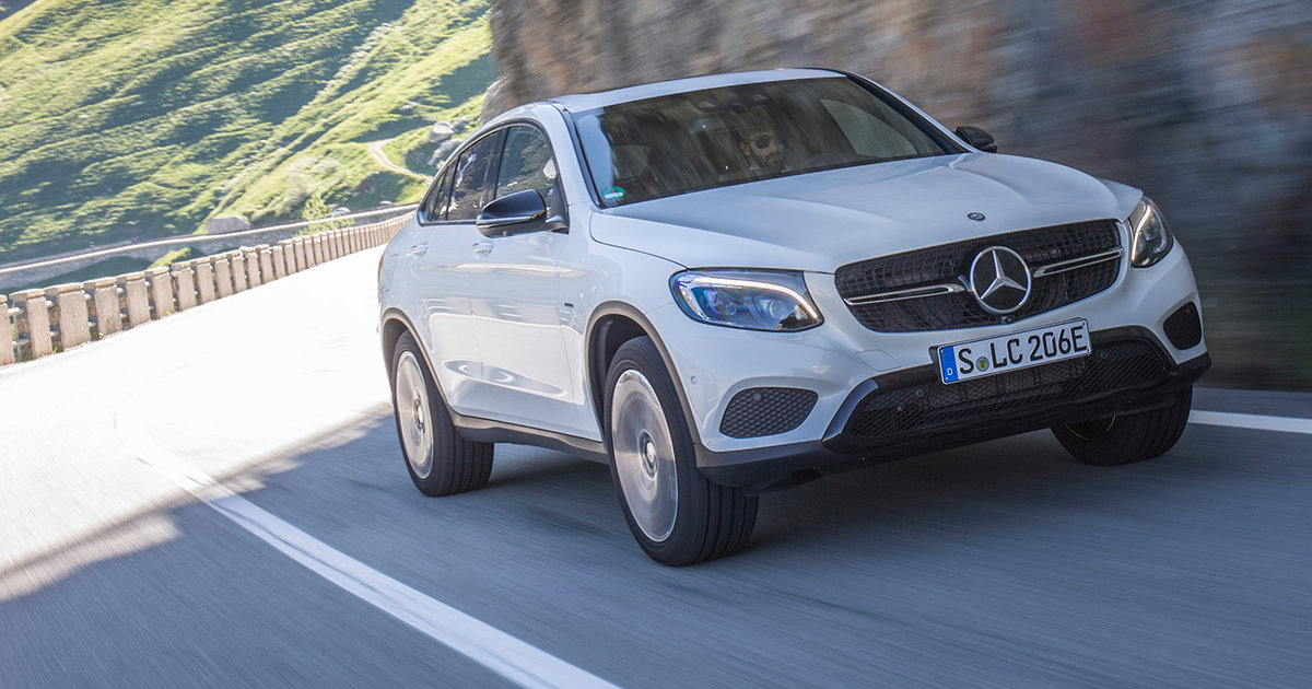 2017 Mercedes Benz GLC Coupe: Six Variants For Australia, AMG 43 And 63