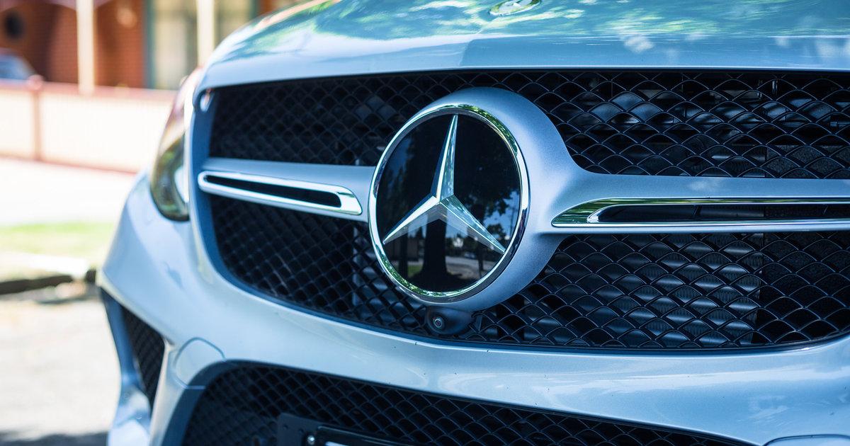 Mercedes benz recalls several models for repair fault for Mercedes benz airbags