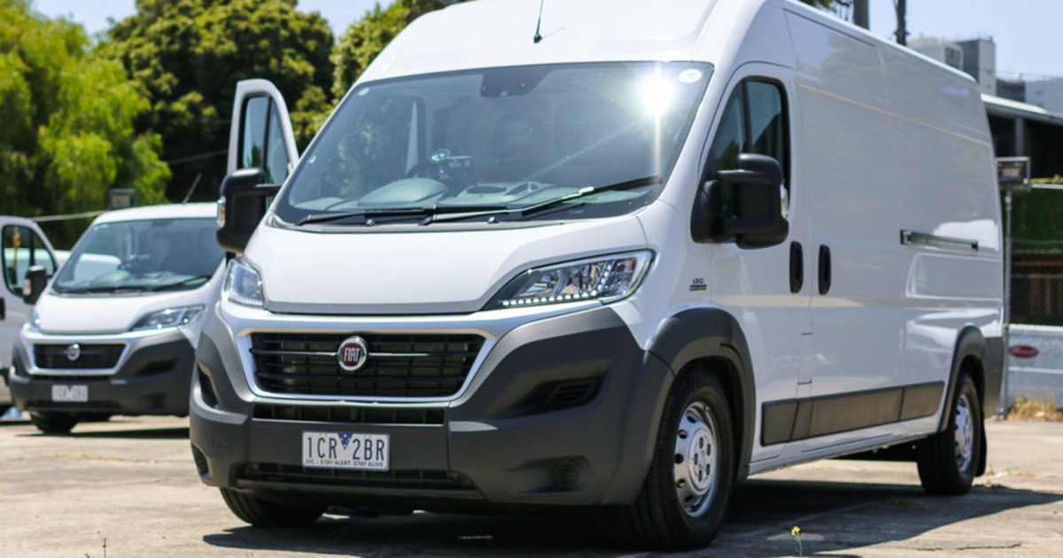 2016 fiat ducato lwb mid review caradvice. Black Bedroom Furniture Sets. Home Design Ideas