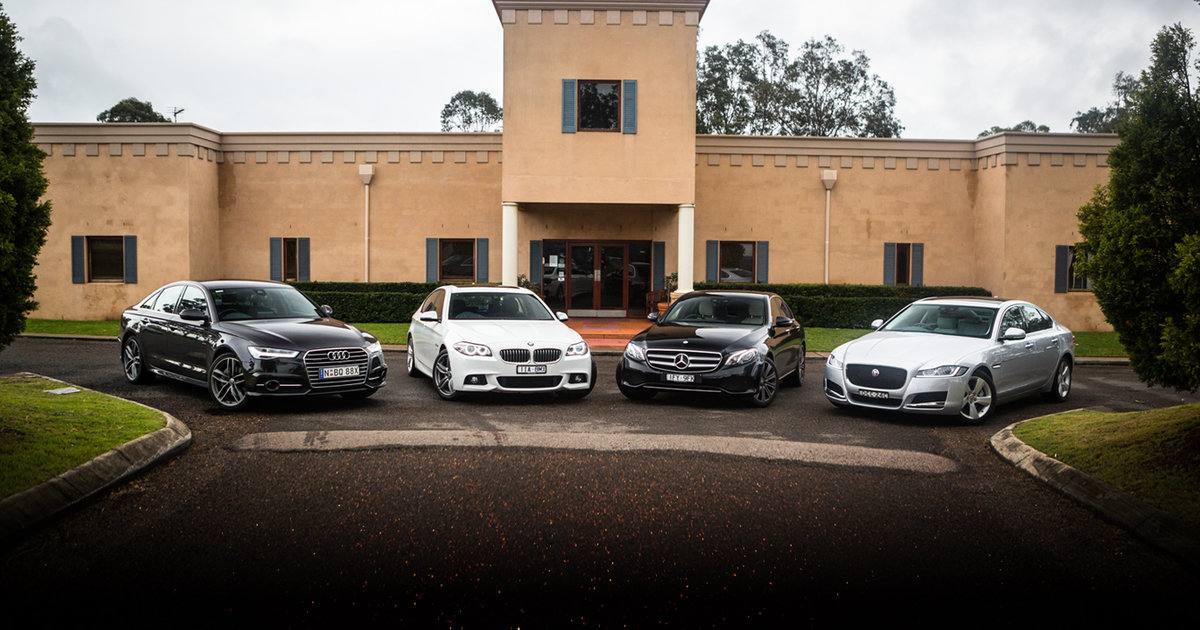 luxury car comparison 2_header bmw 5 series review, specification, price caradvice  at soozxer.org