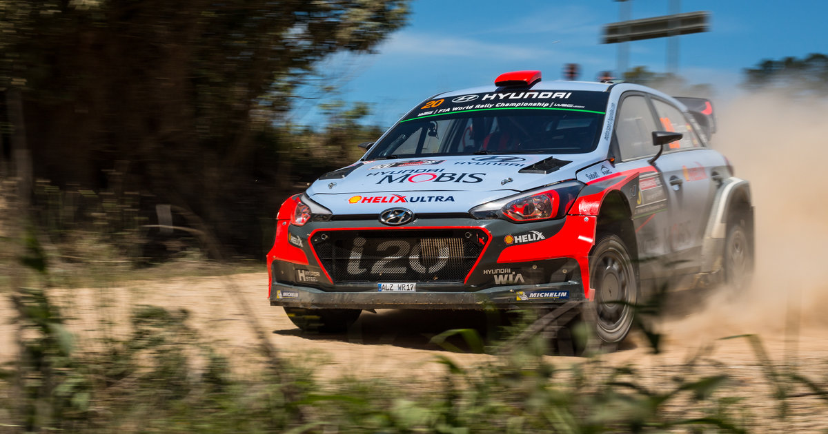 Wrc Rally Australia 2016 Photo Gallery Special