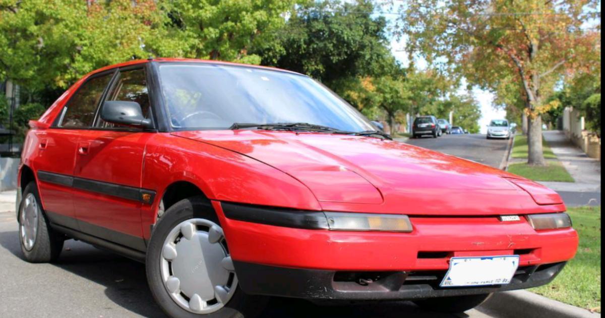 1990 Mazda 323 Astina Review Caradvice