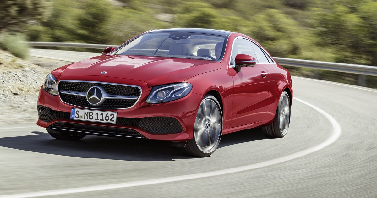 2017 mercedes benz e class coupe pricing and specs. Black Bedroom Furniture Sets. Home Design Ideas