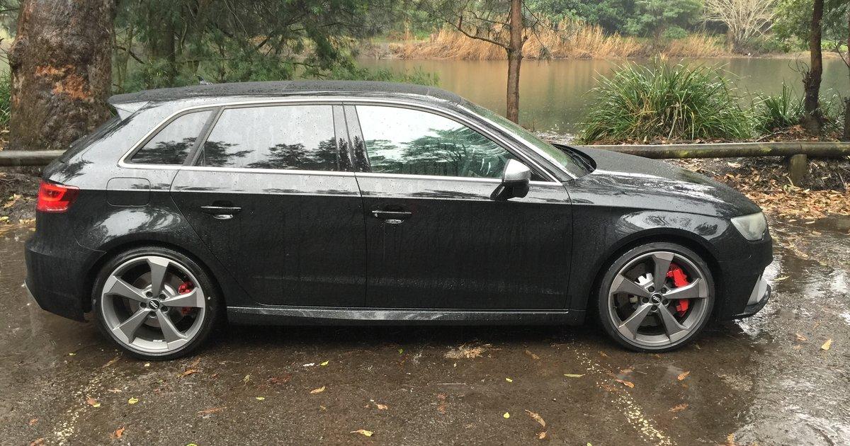 Audi RS Sportback Quattro Review CarAdvice - Audi rs3