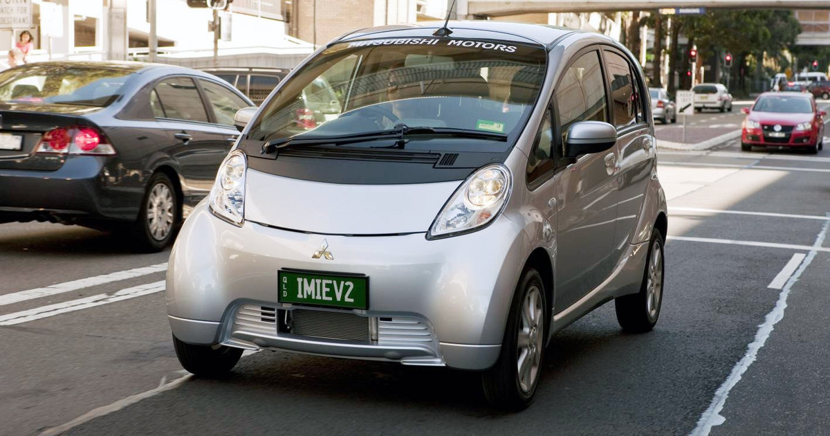 mitsubishi i miev review specification price caradvice